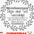 Show & Tell Tuesday: Christmas Home Tour - Mix & Match Mama