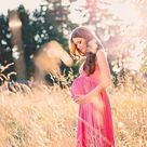 Lady in Pink - Maternity Session