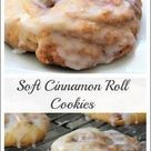 Soft Cinnamon Roll Cookies – My Recipe Reviews