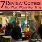 Review Games
