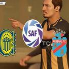 FIFA 20 Argentina Superliga,Rosario Central VS Arsenal de Sarandí @Estadio Gigante de Arroyito Round