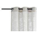 Curtain Beige Polyester (140 x 260 cm)