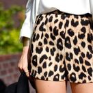 Cheetah Shorts