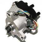 MAS Ignition Distributor w/Cap & Rotor TD-63U TD63U compatible with HONDA CIVIC ACURA EL 1.5L 1.6L SOHC ACCORD 2.3L TD-73U TD-91U - Default