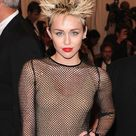 Miley Cyrus on the Red Carpet 2013