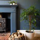 Stiffkey Blue room — Michelle Shakallis Interiors - Interior Design Canterbury Kent