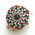 Sphere #014 with Triangles