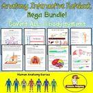 Anatomy Interactive Notebook Mega Bundle