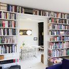 Bucherregal Wohnzimmer Pinterest