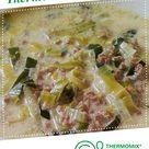 Hackfleisch Käse-Lauch-Suppe Rezept des Tages 10.01.2018