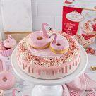 Flamingo-Torte einfach gemacht!