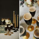 Black Gold Weddings