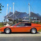 1972 BMW Turbo & The Munich Olympics