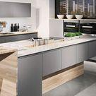 18+ Behn Graue Küchenfarbe
