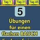 5 #Übungen #für #einen #flachen #Bauch, #die #du #auf #einem #Stuhl #machen #kannst - Healthy Life