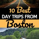 10+ Best Day Trips from Boston   New England With Love