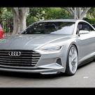 Audi A9 Concept Prologue   exclusive first drive    Fahrbericht/ Review/ Test / Probefahrt