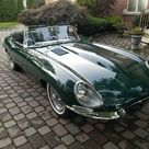 recently maintained 1962 Jaguar E Type Roadster convertible for sale