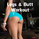Leg Butt Workout