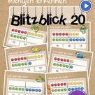 Interaktive Blitzblick Übung für den Matheunterricht