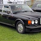 Bentley Brooklands Production 1992–1998