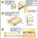 スライドレール取り付け方法 収納 デザイン リフォーム Diy リフォーム