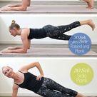 Planks Diese Übungen definieren deinen Körper   ELLE