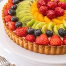 Authentic French Fruit Tart (with Video!)