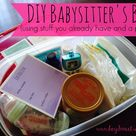 Babysitter Printable