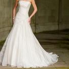Asymmetrical Wedding Dresses