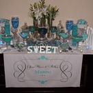 Wedding Candy Table