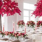 Passionate Colour ~ WedLuxe Media