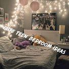 Cute teen bedroom ideas
