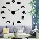 Game Controller Video Wall Clock