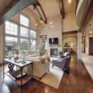 54 Rustic Living Room Design Ideas (Photo Gallery) – Home Awakening