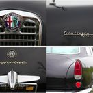 40 Years Owned 1960 Alfa Romeo Giulietta Sprint