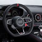 2018 Audi TT RS Performance Parts   Interior
