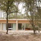 In vendita in Francia (Landes) la villa di un architetto tra il mare e la pineta