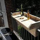 Bar,balcony bar,patio bar,shelves,porch bar,storage,wooden bar,rustic bar,rustic shelves,wood shelves,wall shelves,wall bar,furniture