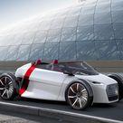 Audi Urban Spyder Concept 2011   Энциклопедия концептуальных автомобилей