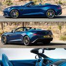 Aston Martin Vanquish Volante With A Full Carbon Fibre Body   Box Autos