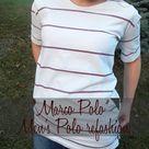 Polo Shirt Refashion