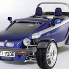 1995 BMW Z21 Concept We Forgot