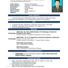 Free Resume Format Download In Ms Word 2021