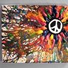Peace Sign Art