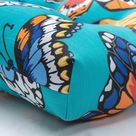 Butterfly Garden Turquoise 60