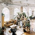Vintage Touches and Exposed Brick in a Beautiful Scandinavian Home
