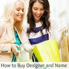 Cheap Designer Clothes