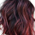 25 Ideas Of Pulling Off Red Highlights To Flame Up Your Base