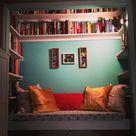 Closet Book Nooks
